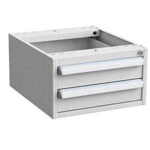Sovella Nederland Treston ladeblok type 45/26 100% uittrekbaar ESD veilig