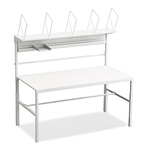 Sovella Nederland Treston Packing Bench - inpaktafel met standaard accessoires voor basis inpak werkzaam heden
