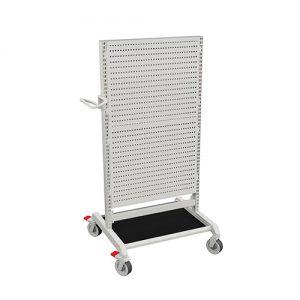 Sovella Nederland Treston gereedschapstrolley met gereedschapsbord dubbelzijdig