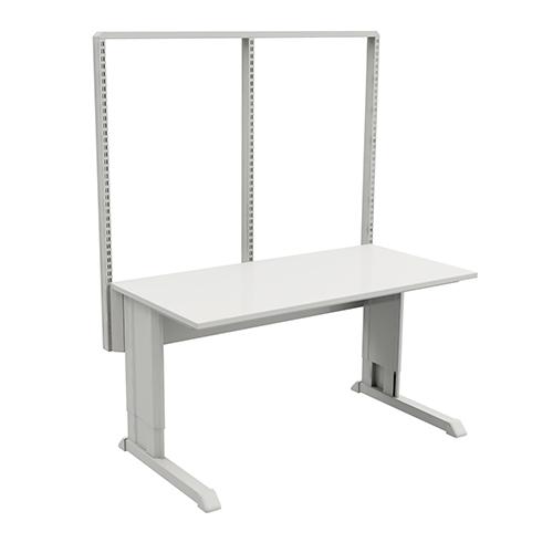 Sovella Nederland Treston concept werktafel met achterbouw voor het inrichten van werktafel of inpaktafel