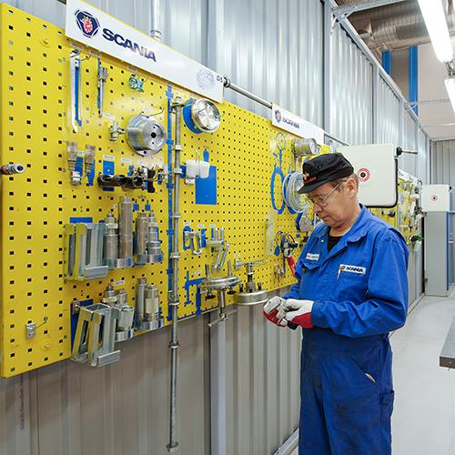 Sovella Nederland Treston GWS lean gereedschapsbord met ophanghaken