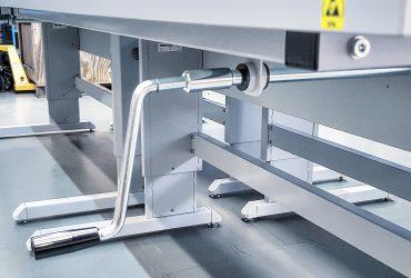 Instrumentarium ziekenhuis kiest voor ESD werktafels