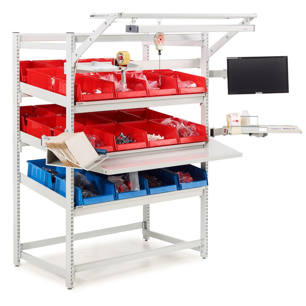 Treston flex flow fifo workstations
