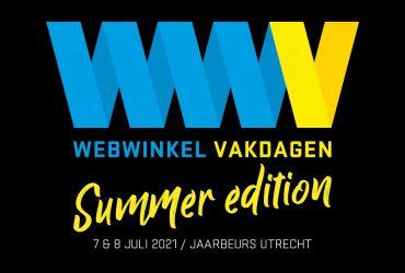 Ontmoet ons op de Webwinkel Vakdagen Summer Edition