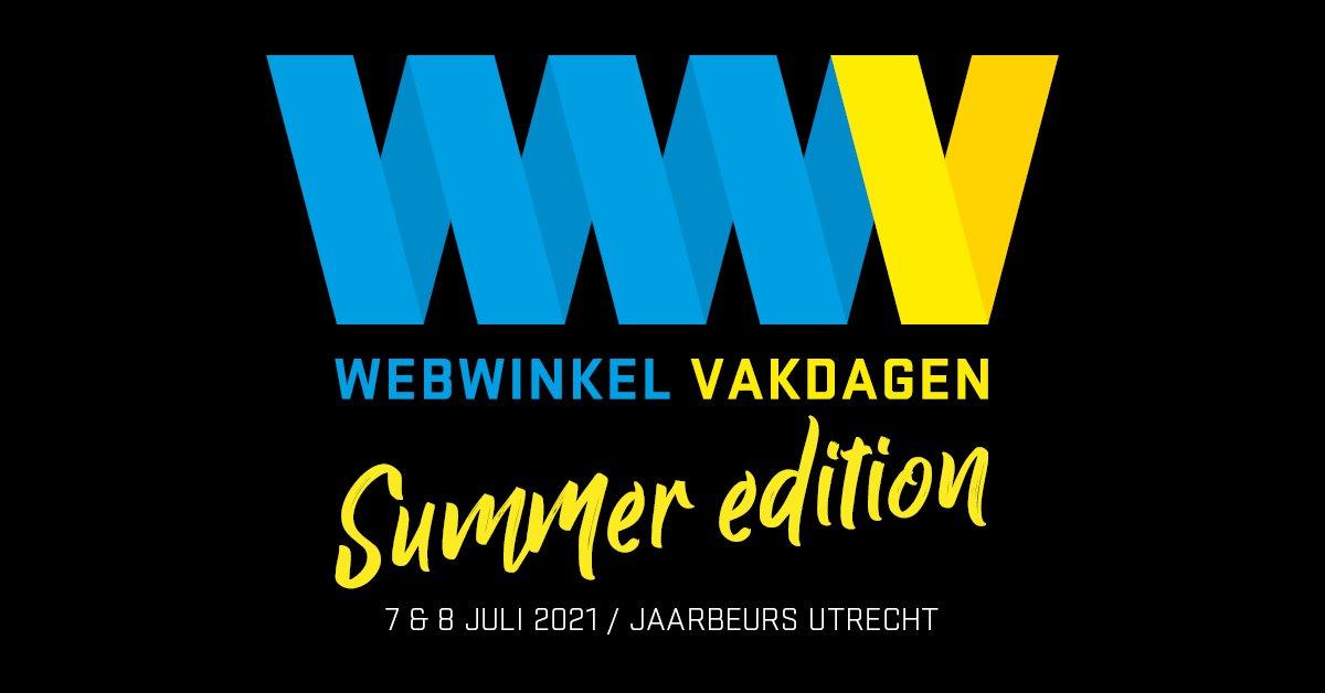 It's official: De Webwinkel Vakdagen gaan door!