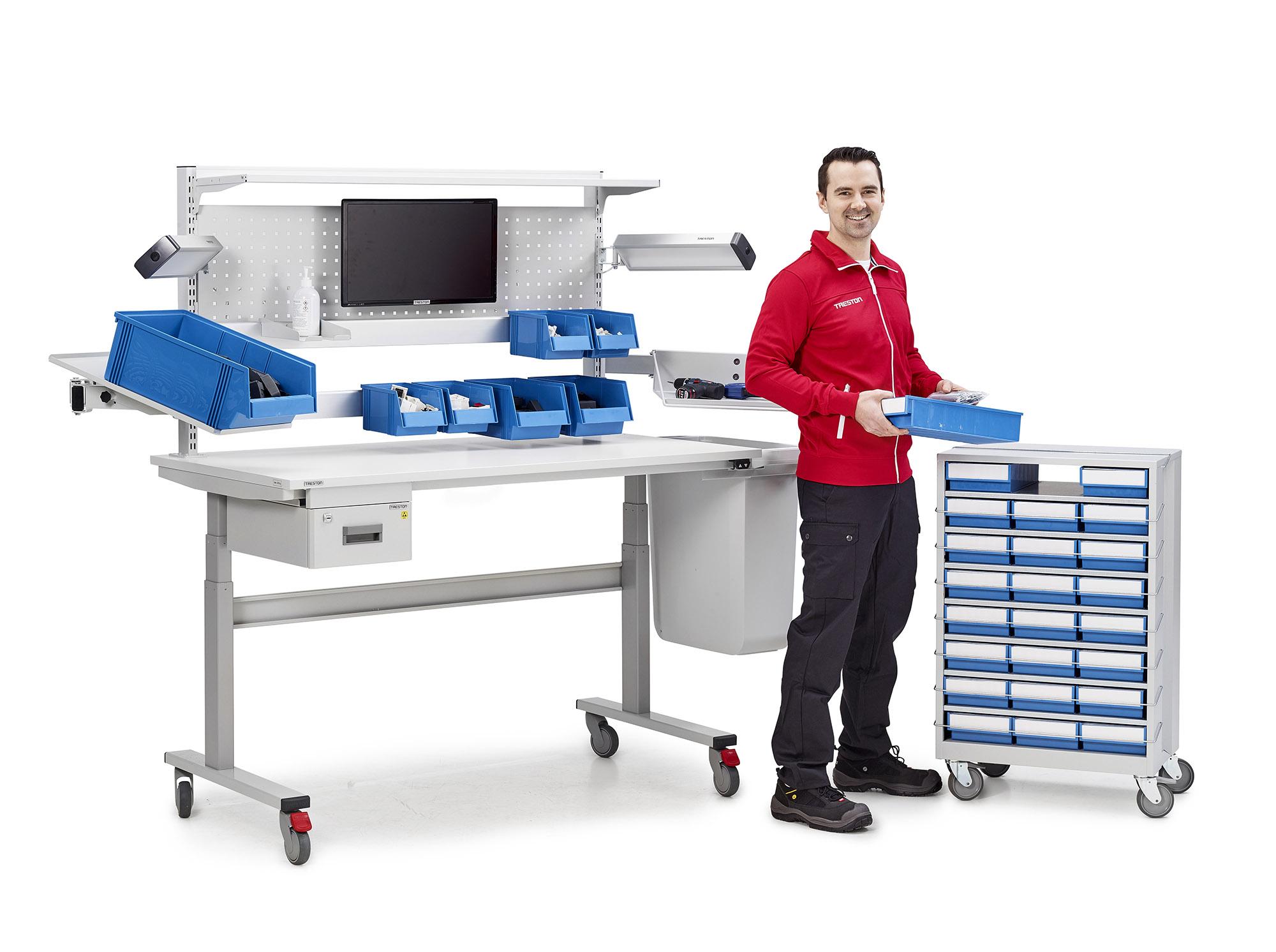 Productlancering: TED voor industrieel gebruik