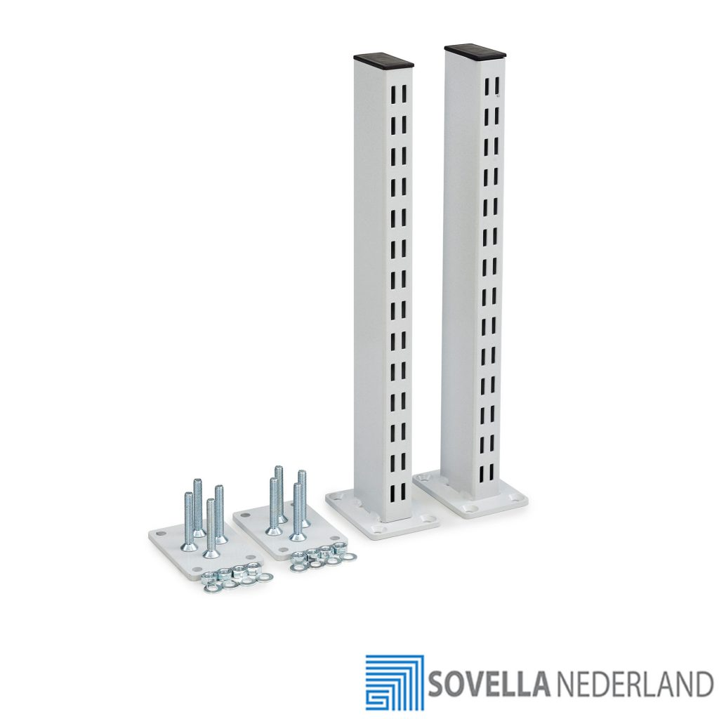 Sovella Nederland Treston perfo zuilen voor Treston Electric Desk ESD