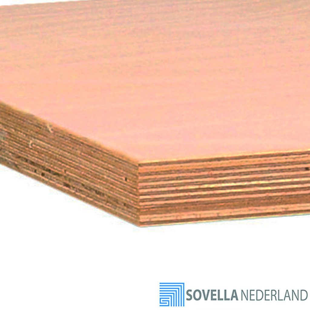 Sovella Nederland Treston multiplex werktafelblad voor werkbank