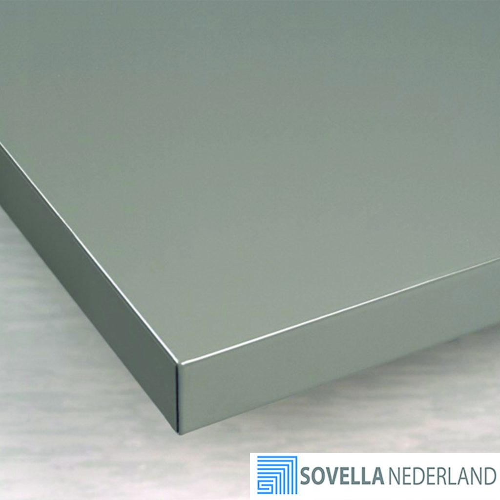 Sovella Nederland Treston werktafelblad staal voor werkbank