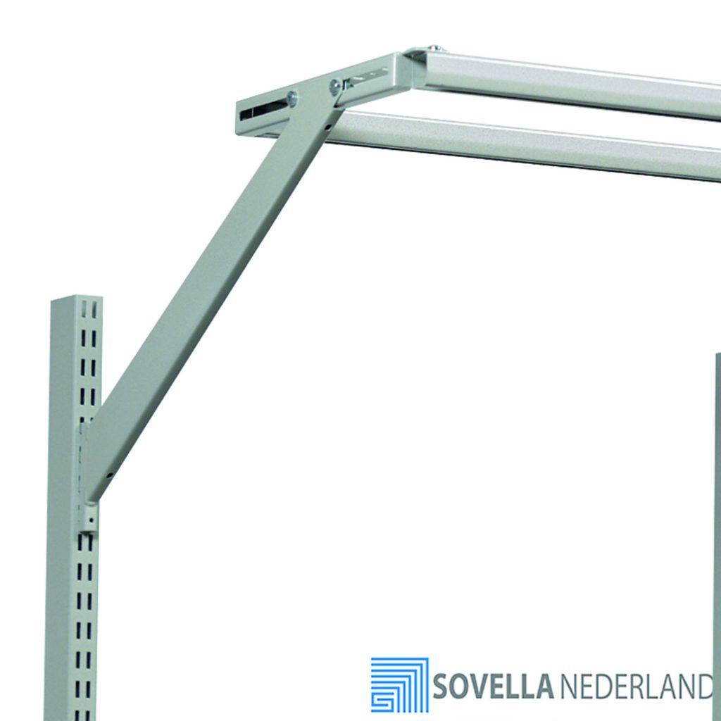 Sovella Nederland Treston licht balancerrail voor verlichting boven een werkbank